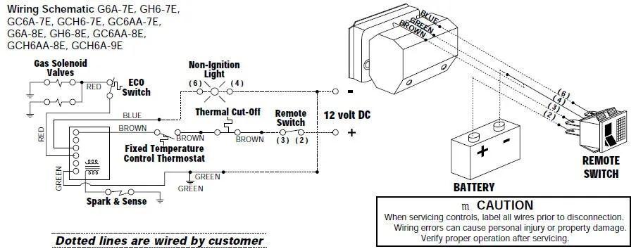 atwood 8935 furnace wiring diagram rv wiring diagrams