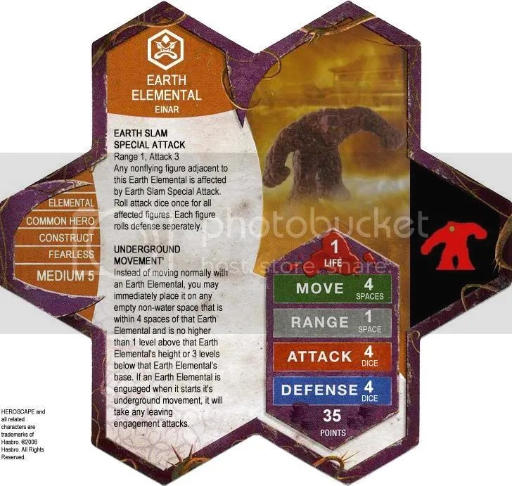 D1 Earth Elemental - EINAR