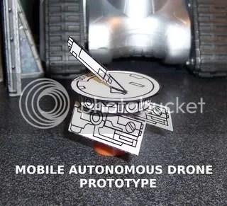 MAD DRONE MKI