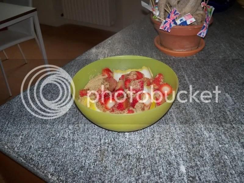 marmellata di fragole (foto)