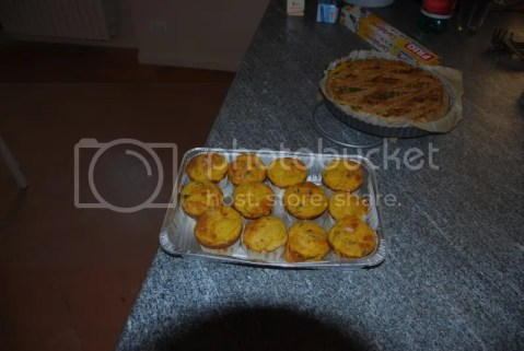 muffin zucca e radicchio di Ludo68