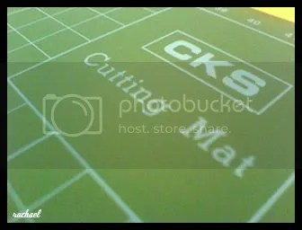 CKS Cutting Mat