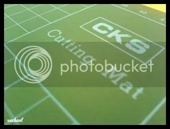 CKS Cutting Mat