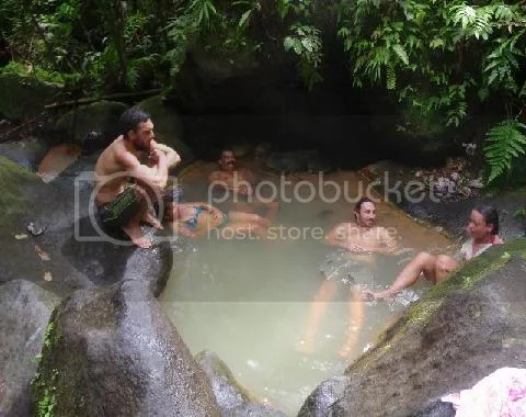 Trafalgar Hot Springs Pictures, Images and Photos
