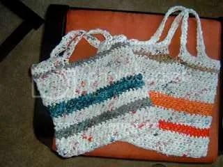 Recycled Plastic Totes
