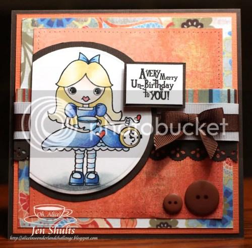 Jen Shults Oh Alice 2