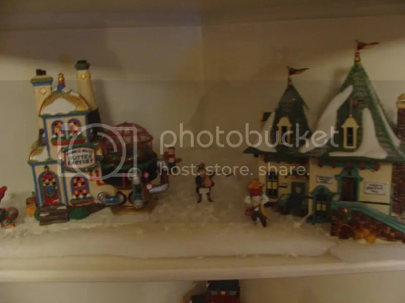 Glitter Factory and Gingerbread