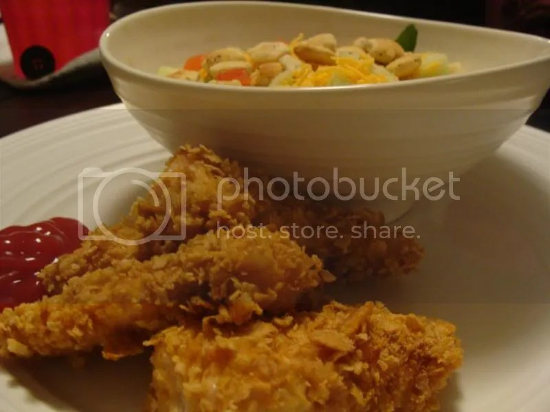 WW Cornflake Chicken