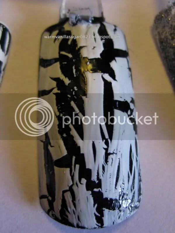 china glaze crackle,china glaze crackle,china glaze lightning bolt,warmvanillasugar0823