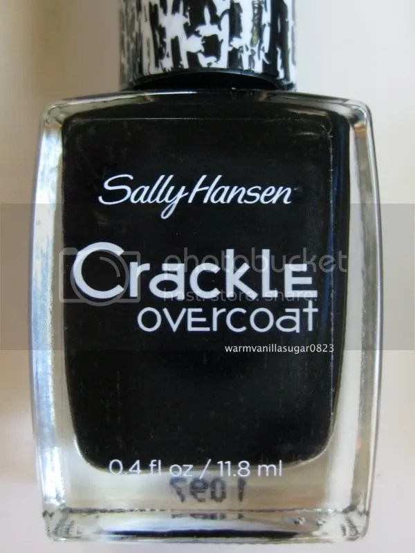 Sally Hansen Spilled Ink,warmvanillasugar0823