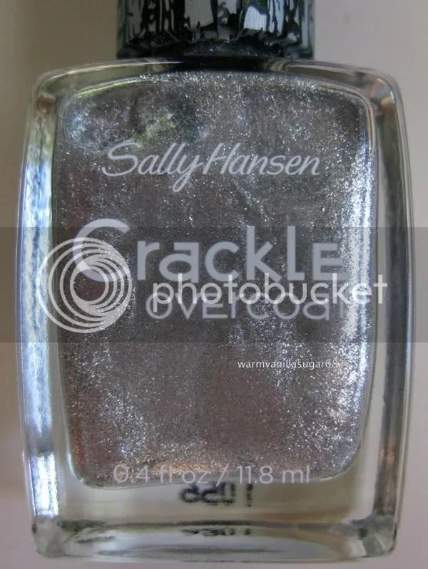 Sally Hansen Fractured Foil,warmvanillasugar0823