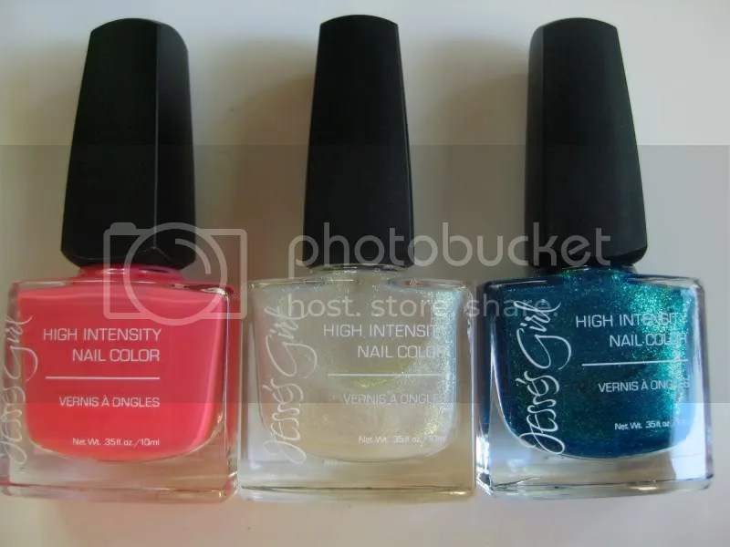 Jesses Girl Cosmetics,Jesses Girl Nail Polish,Jesses Girl Julieg,Jesses Girl Fire Fly,Jesses Girl Glee,warmvanillasugar0823