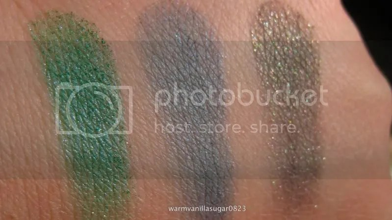 Mac Bloggers Obsessions,Mac Jealousy Wakes,Mac Temptalia,Temptalia Eye Shadow,Mac Hocus Pocus,Mac Parisian Skies,warmvanillasugar0823