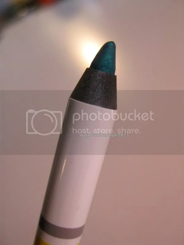 warmvanillasugar0823,Mac Surf! Baby Collection,Mac Blue Noon Powerpoint Eye Pencil