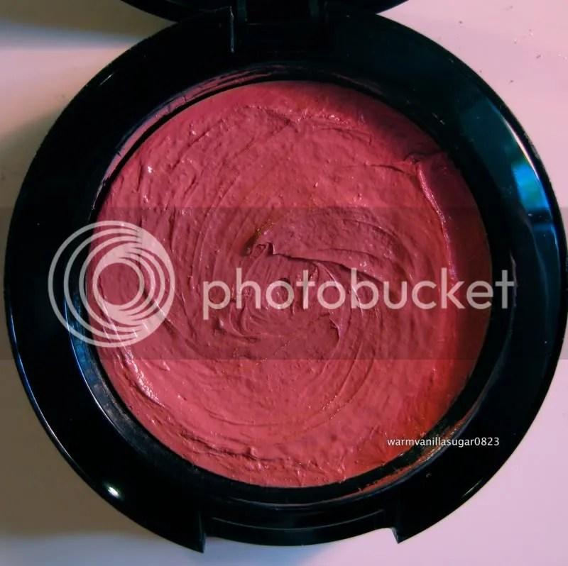 Nyx Tea Rose Cream Blush,warmvanillasugar0823