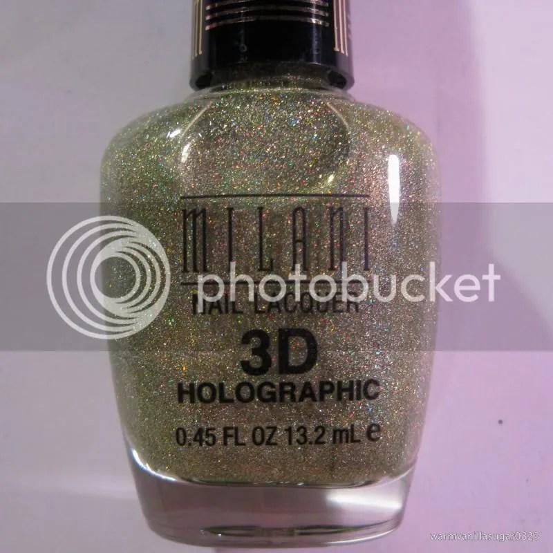 Milani 3D Holographic,Milani Hi Tech,warmvanillasugar0823