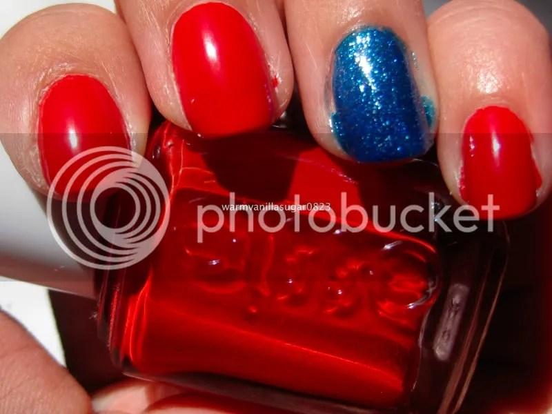 Essie Red Nouveau,warmvanillasugar0823