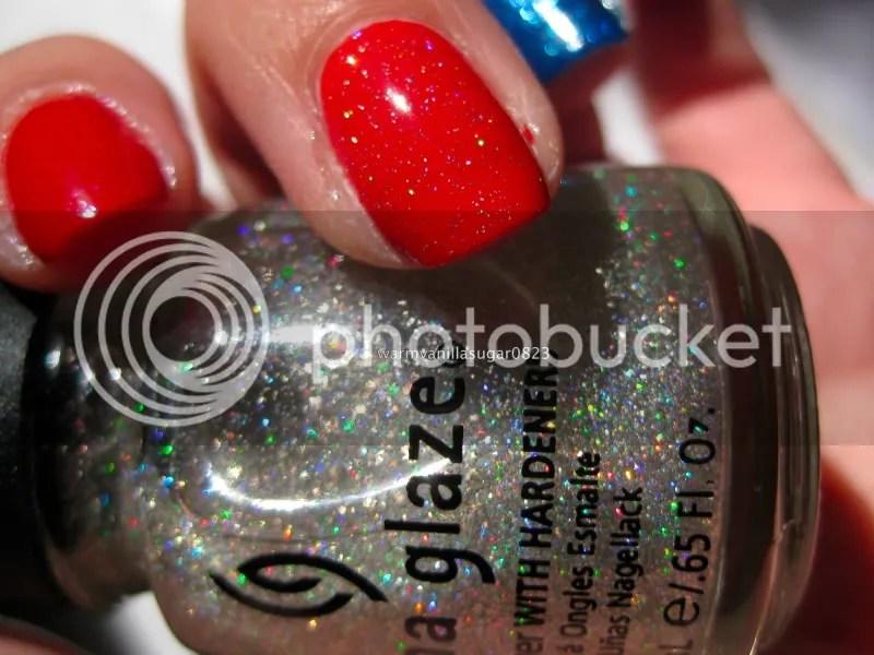 China Glaze Fairy Dust,warmvanillasugar0823