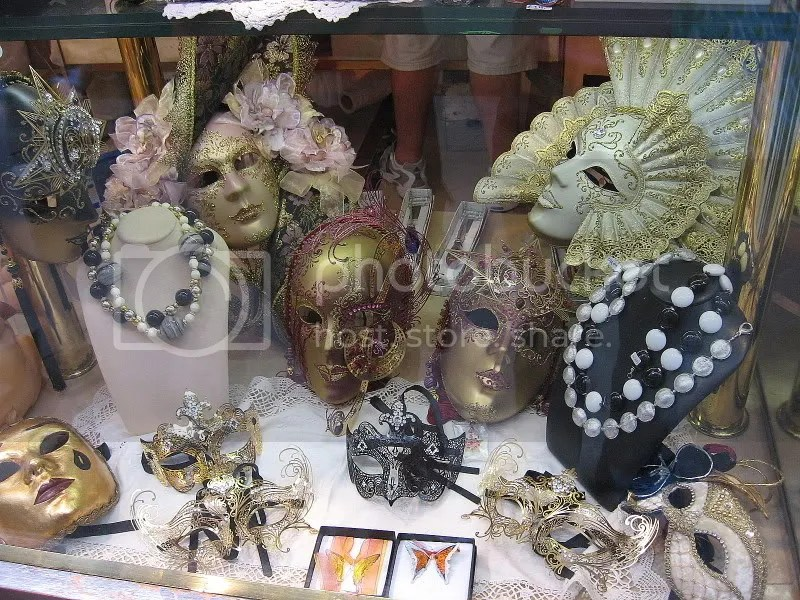 Venice Window Display