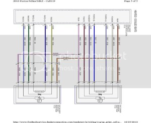 Seat wiring Diagram Help  FordFusionClub : The #1 Ford Fusion Forum