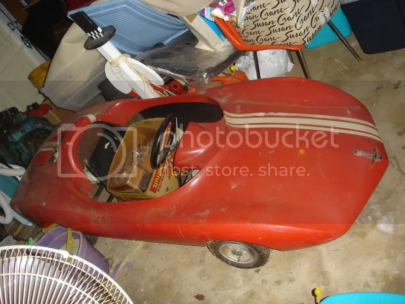 Identification Kart Vintage Go