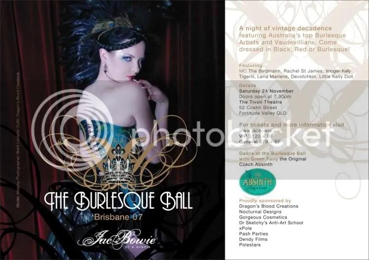 The Burlesque Ball 2007