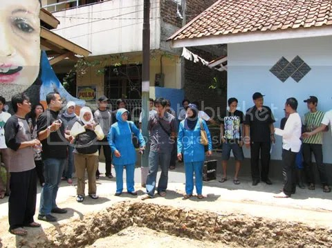 Nu-Substance2009: Resonance | Site Visit Babakan Asih