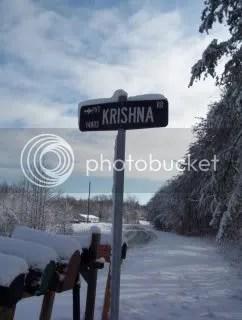 Krishna Road