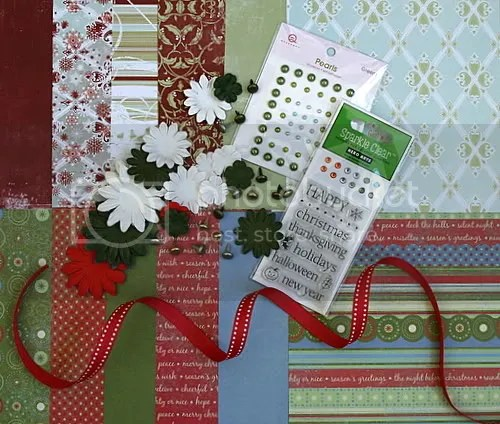 A Kaiser Christmas Sampler Card Kit