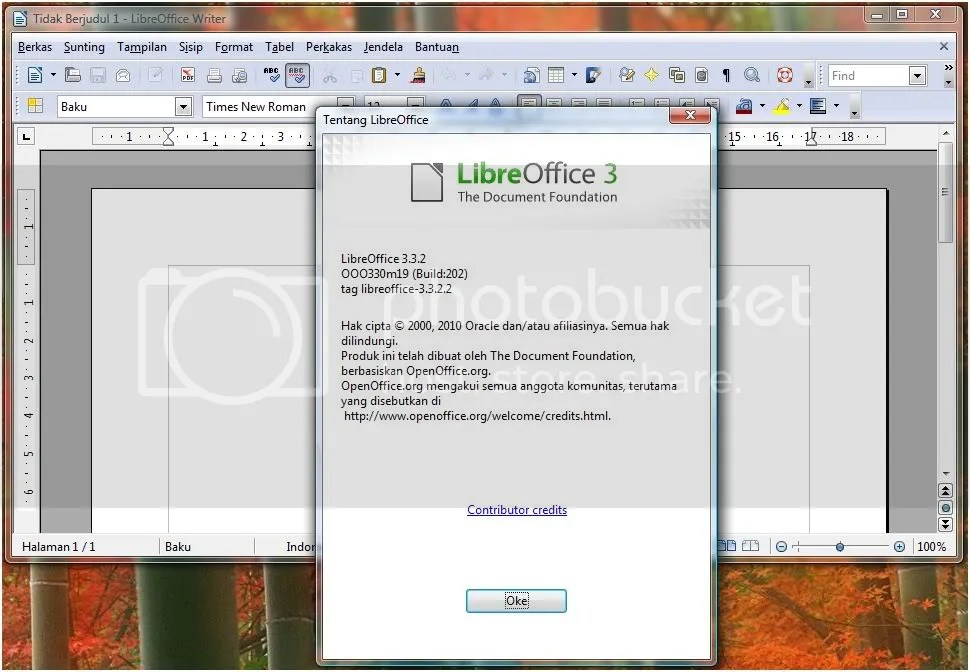 Libre Office 3.3