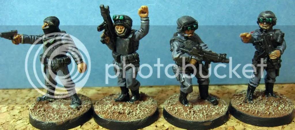 SWAT Command