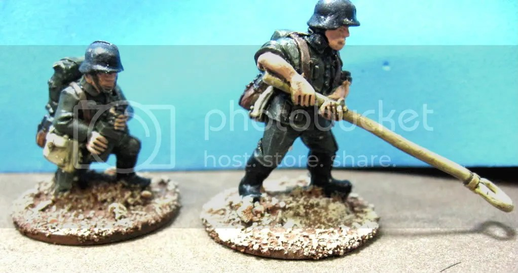 German Assault Engineers