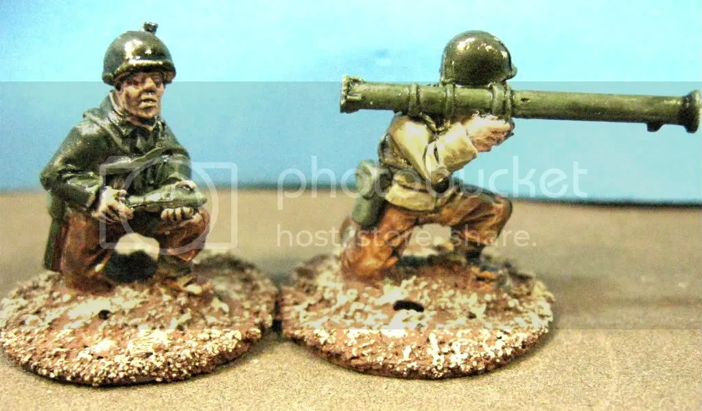Crusader 28mm Bazooka