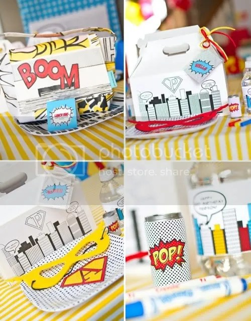 super-hero-food-party-ideas-boom-superhero-birthday-place-settings-comic-superman.jpg