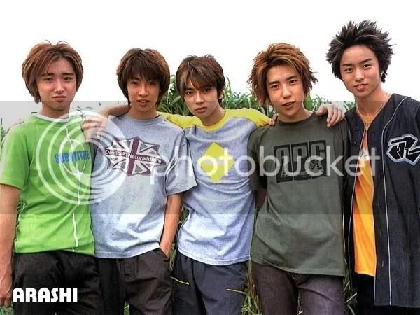 Arashi, Jun Matsumoto, Satoshi Ohno, Kazunari Ninomiya, Sho Sakurai, Masaki Aiba, j pop, pop