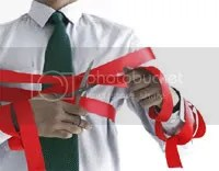 End red tape!