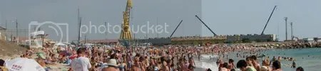 plaja 2 mai pe data de 10 august 2008
