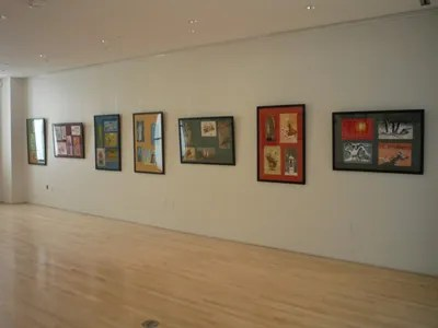 Image result for artist at tag gallery