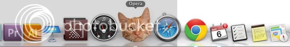 Cats by Opera para escritorio
