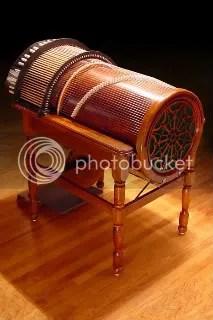 Wheel Harp