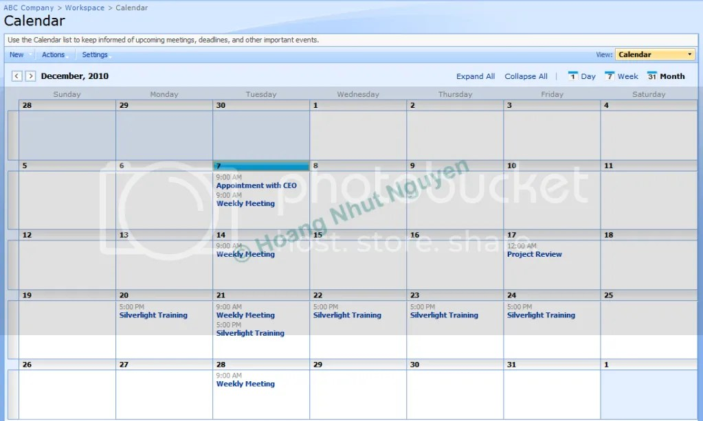 how to create a public shared calendar in outlook 2010
