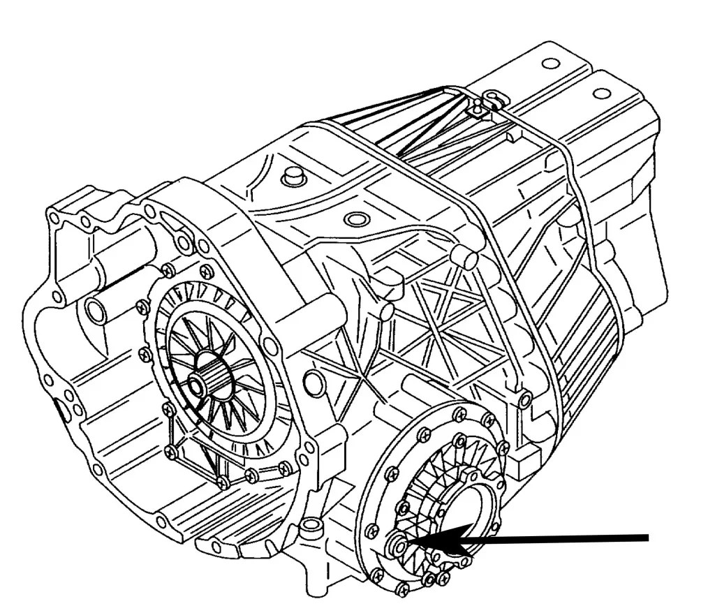 Audi A4 Cvt Auto Gearbox Level Check