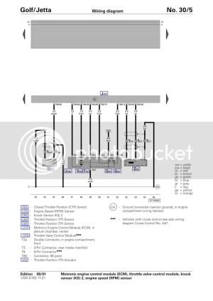 VWVortex  Wiring Diagram for DBW swap