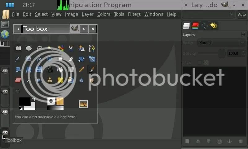 N900 Gimp