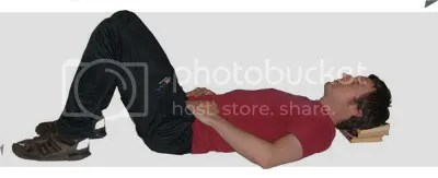semi-supine position