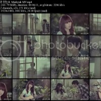*Updated* Juniel - Illa Illa MV feat. Kang Minhyuk Plus HD Screen Caps