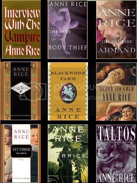 annericebooks.jpg anne rice books image by cherryred_12