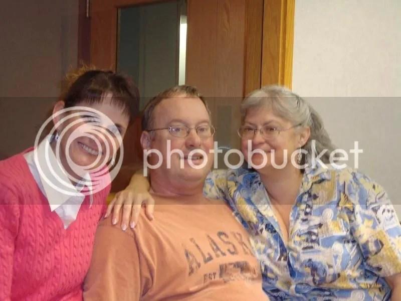 Grammy, Grandpa and Nana