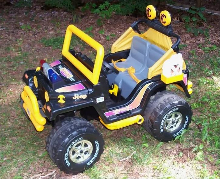 Jeep Hurricane Power Wheels Craigslist