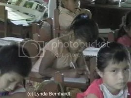 School children (c) Lynda Bernhardt